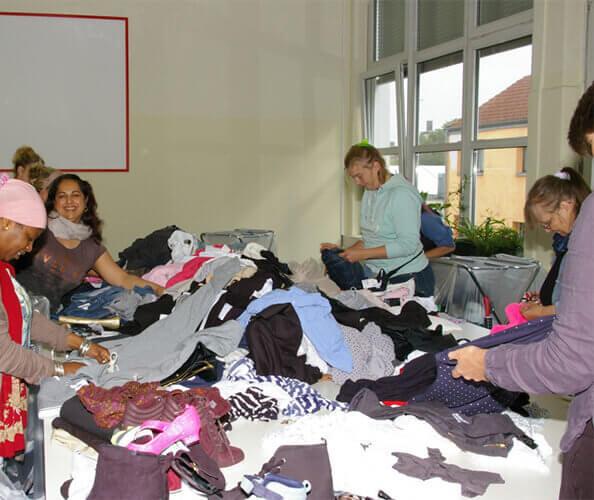 Kleiderkammer Wandsbek